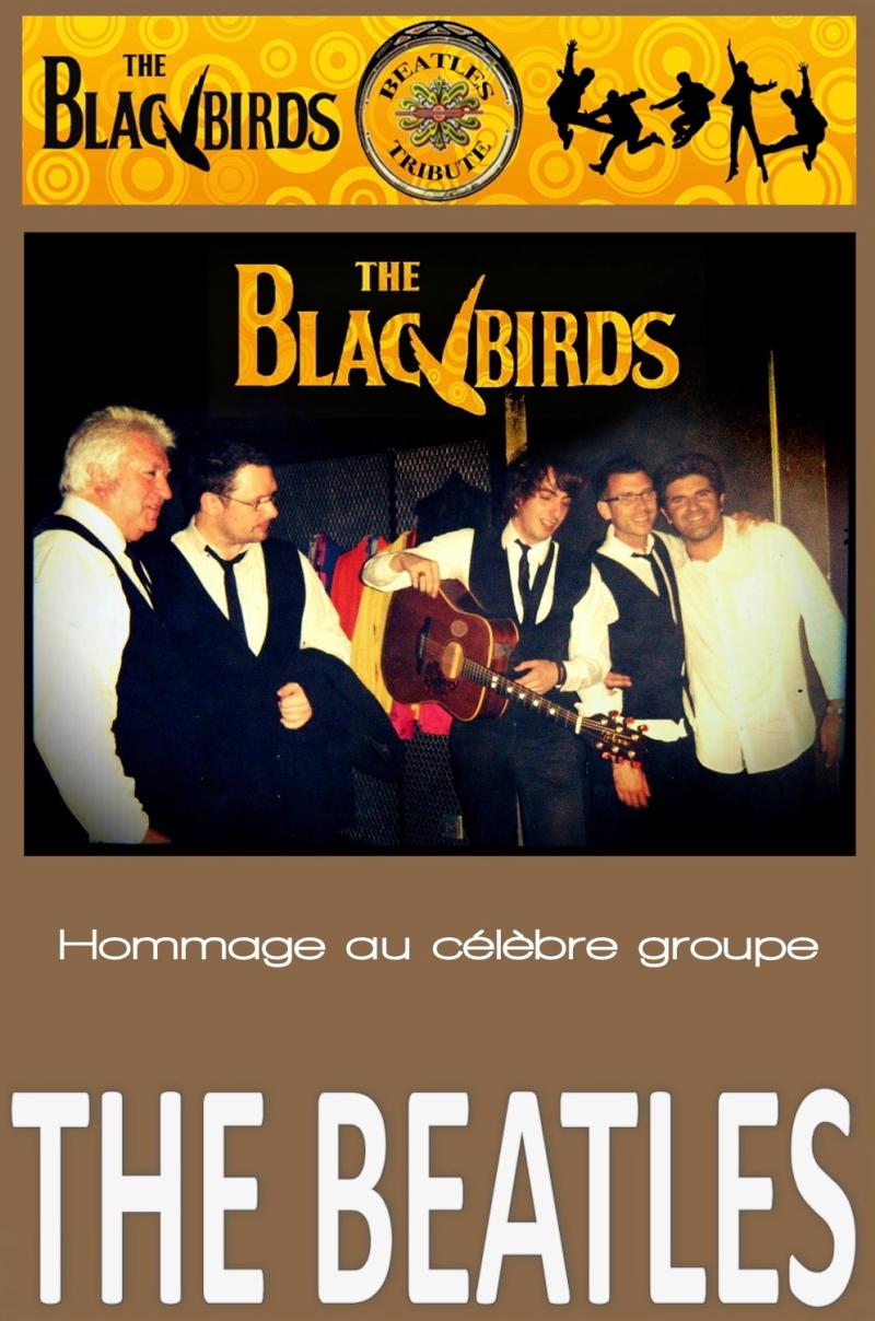 Blackbirds Visuel plaquette