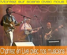 Visuel Karaoke Live